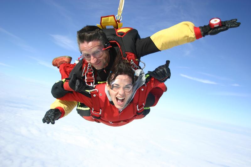 saut en parachute haute garonne